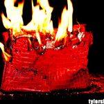 Let the it-bag burn!