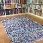 Ga weg uit de tijd op een vliegend tapijt