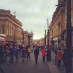 Newcastle: een misselijkmakende trip