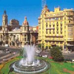 Op Spaanse les in Valencia