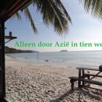 Tweeënhalve maand door Azië: mijn route