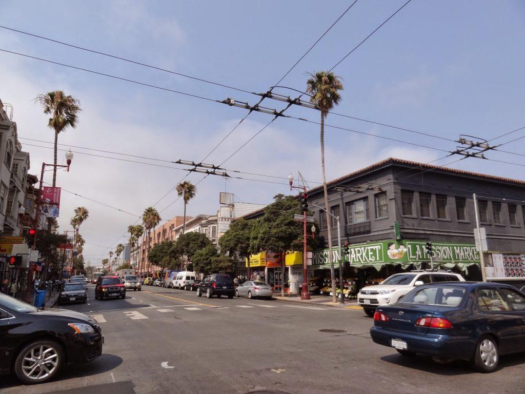 San Francisco: SoMo and Soy Latte