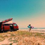 Een surfbabe in 5 stappen