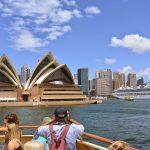 Back in Australia!