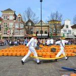 Toerist in eigen land: De Kaasmarkt in Alkmaar
