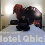 Hoe business-proof is Hotel Qbic Amsterdam?