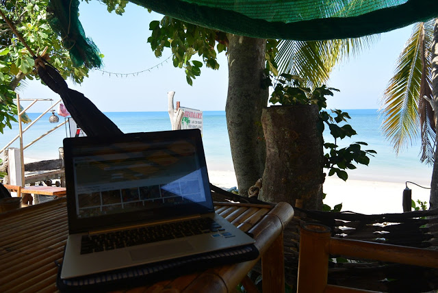 Digital nomad in Thailand <3