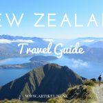 Nieuw-Zeeland Travel Guide