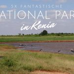 5x Fantastische National Parks in Kenia