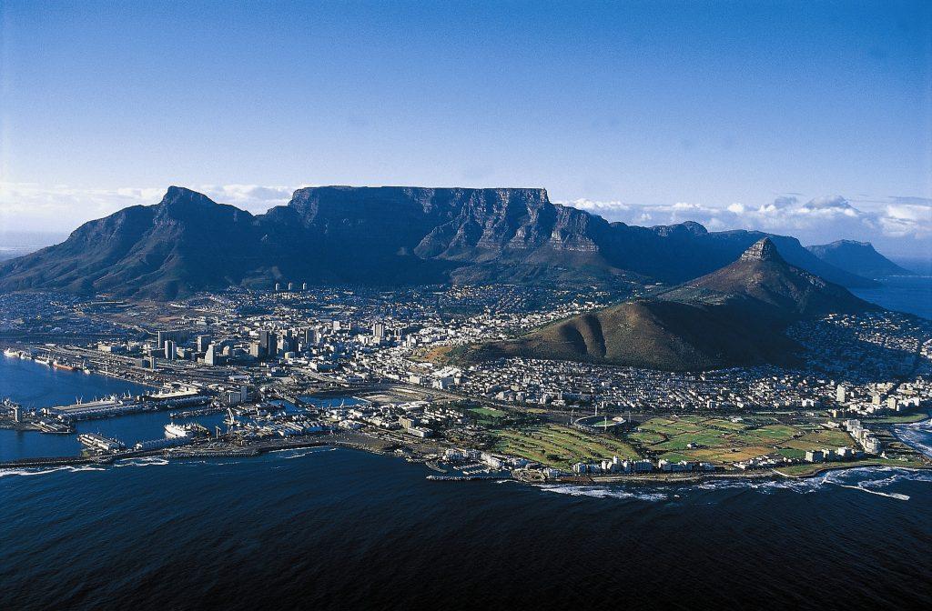 Kaapstad via Flickr