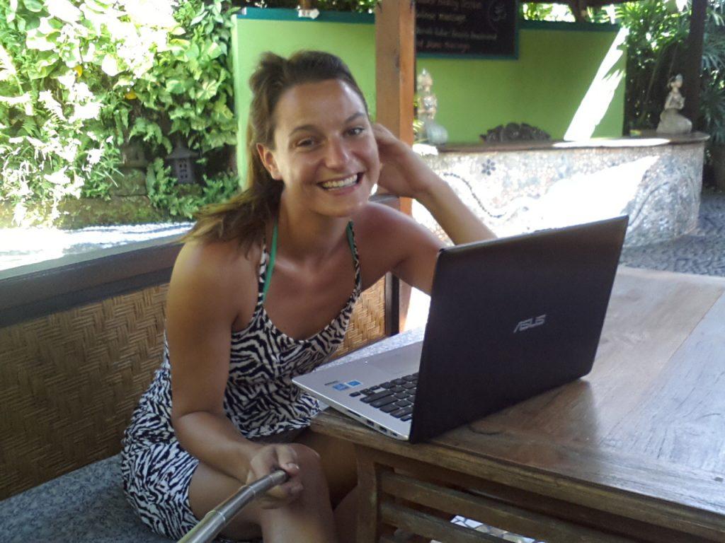 Werken vanaf Bali is geen straf hoor!