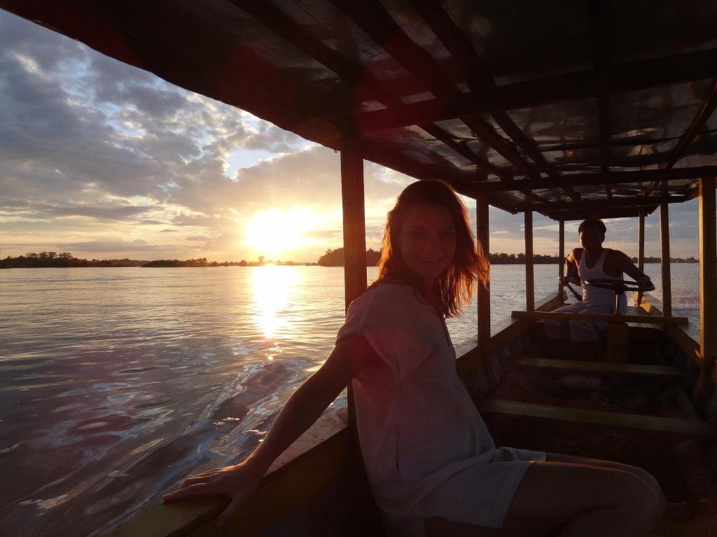 Varen in Laos