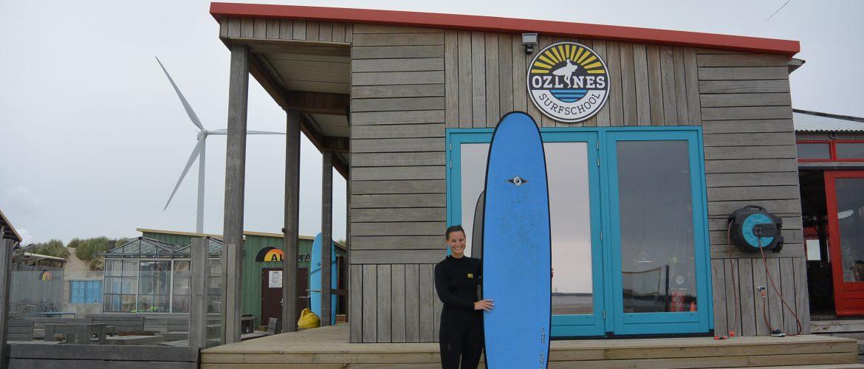 Wijk aan Zee: op surfvakantie in eigen land