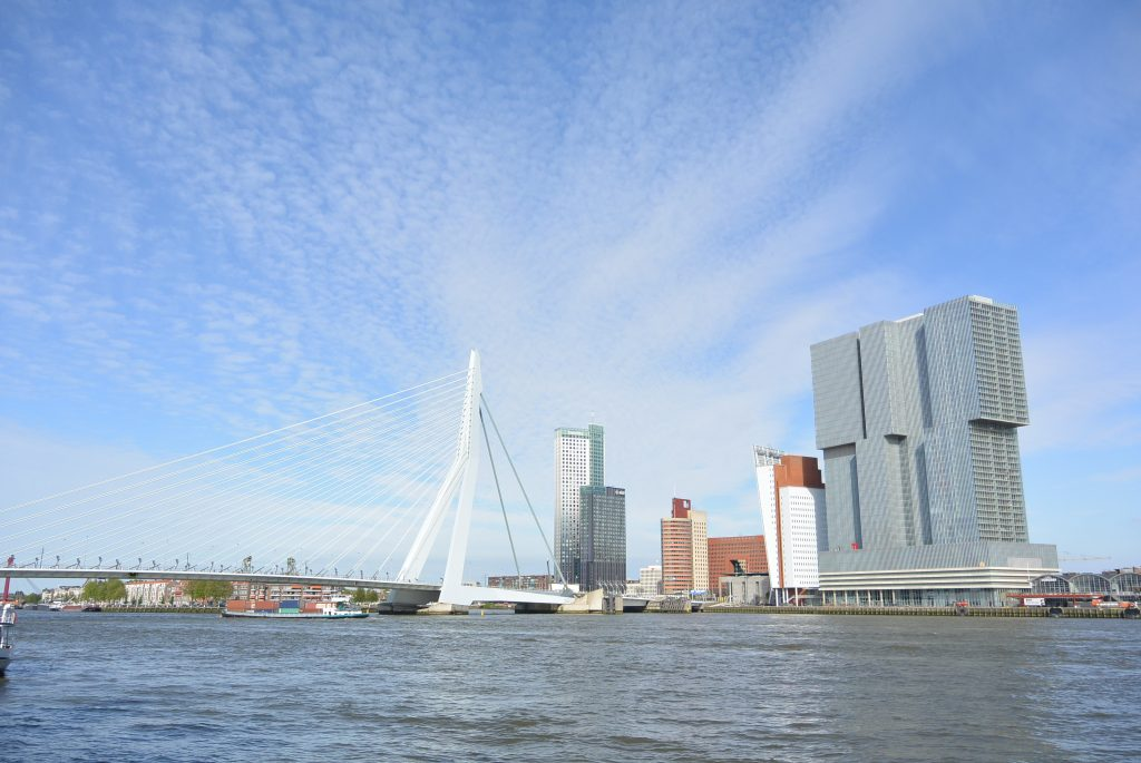 Rotterdam staat zeker in de top 5