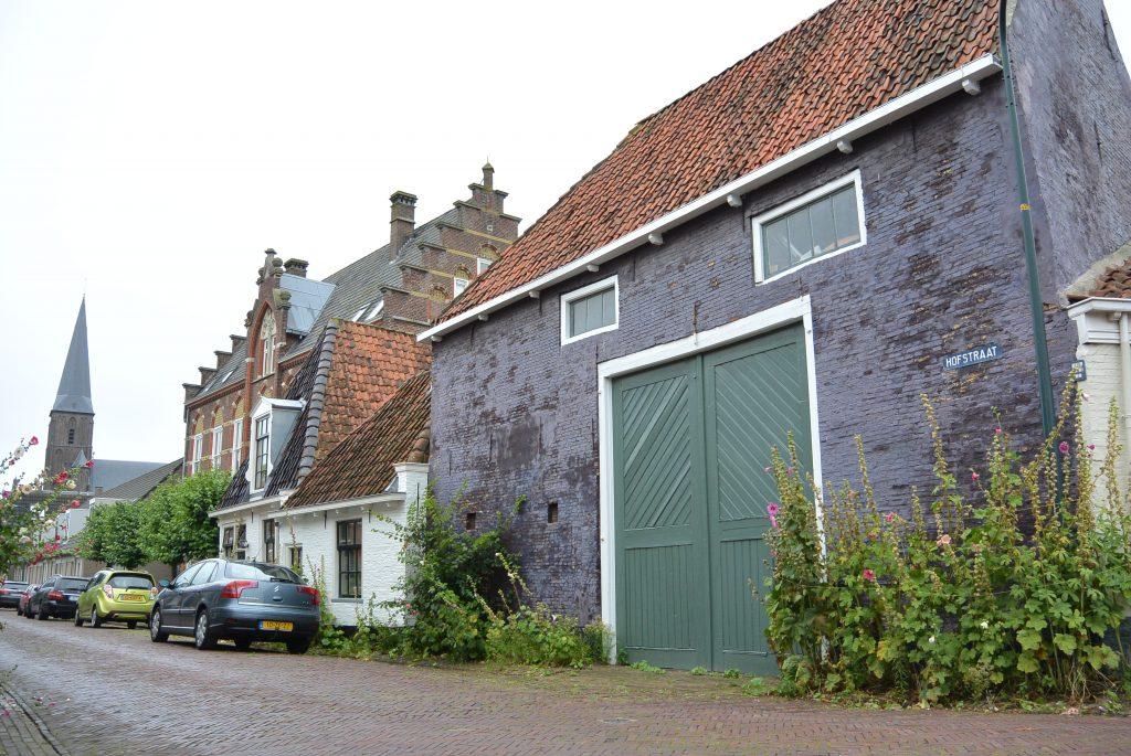 De oude straatjes van Harlingen
