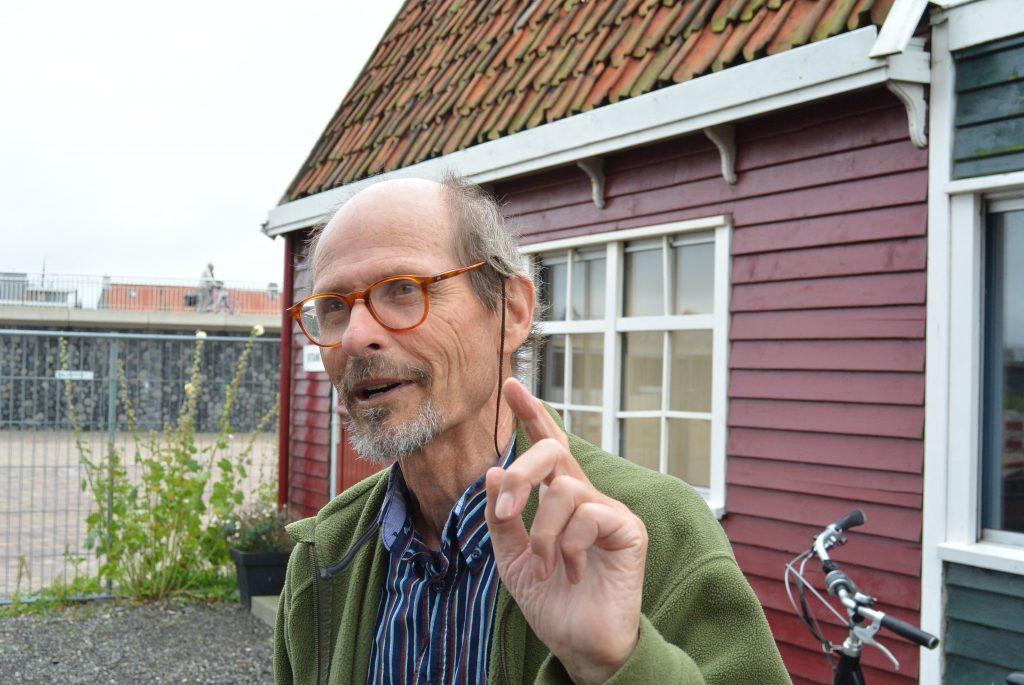 Karel Jan Elsdijk vertelt gepassioneerd