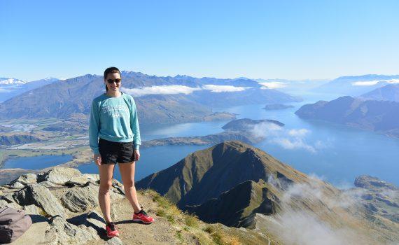 Mooiste uitzicht toen ik 27 was: Roy's Peak Track in Nieuw-Zeeland