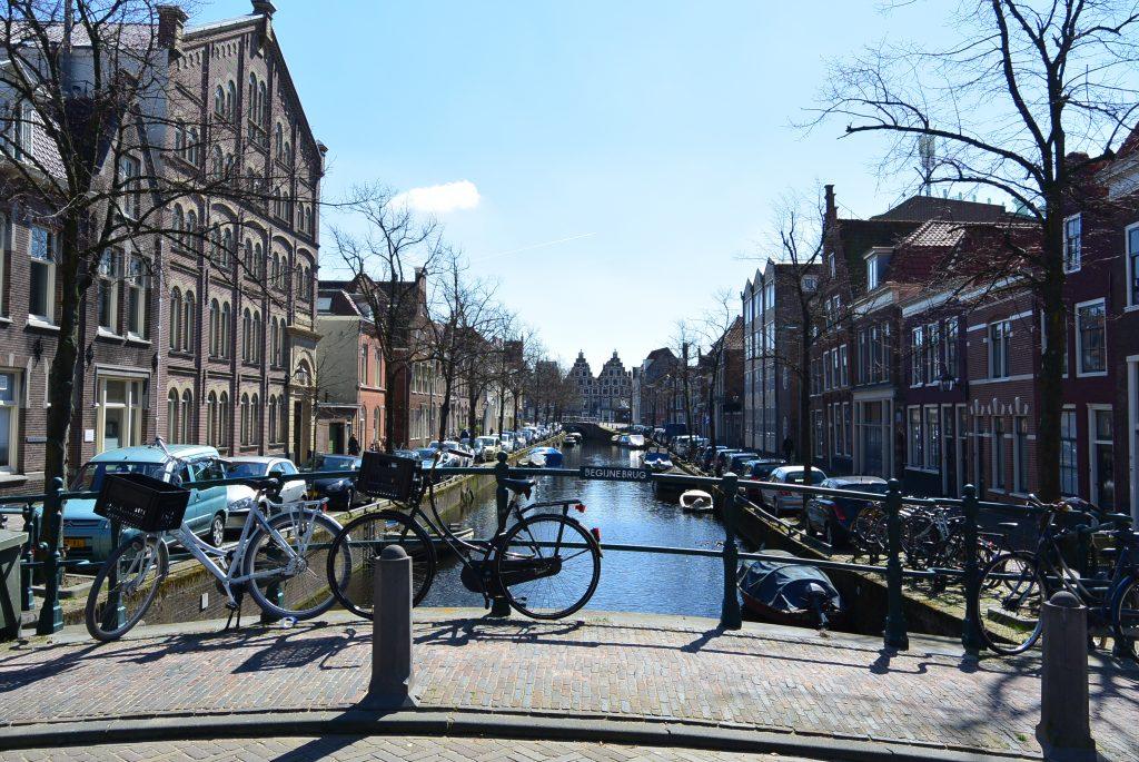 Haarlems straatbeeld