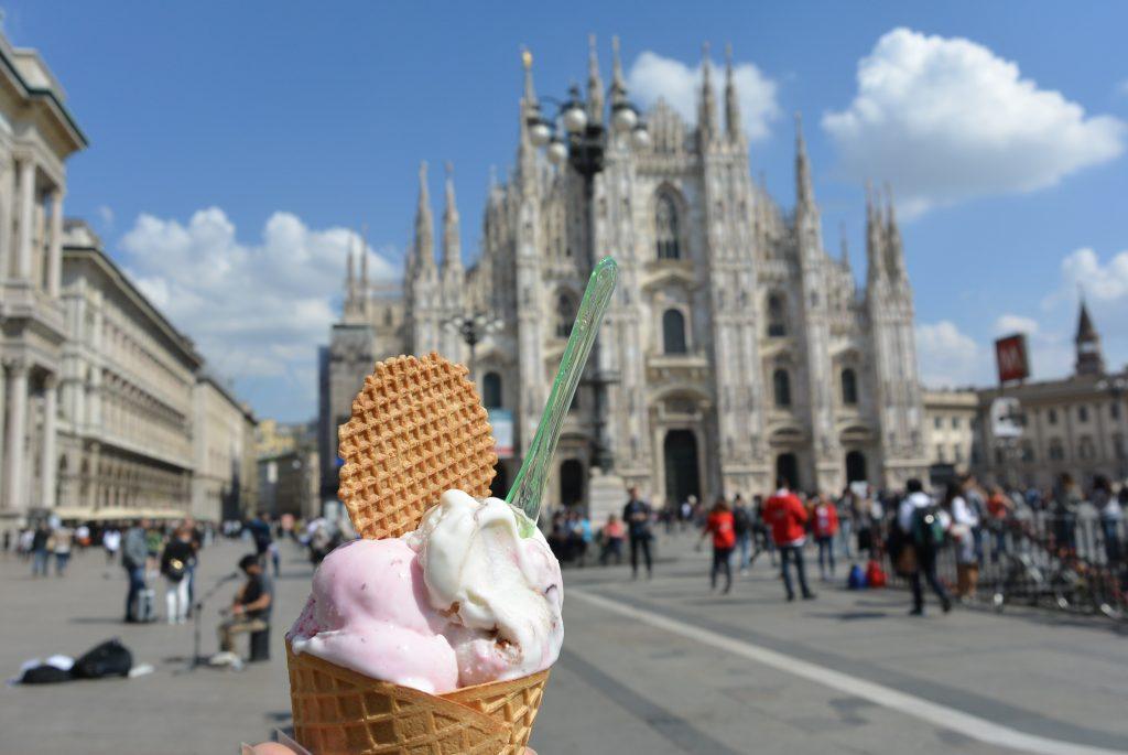 Milano baby!