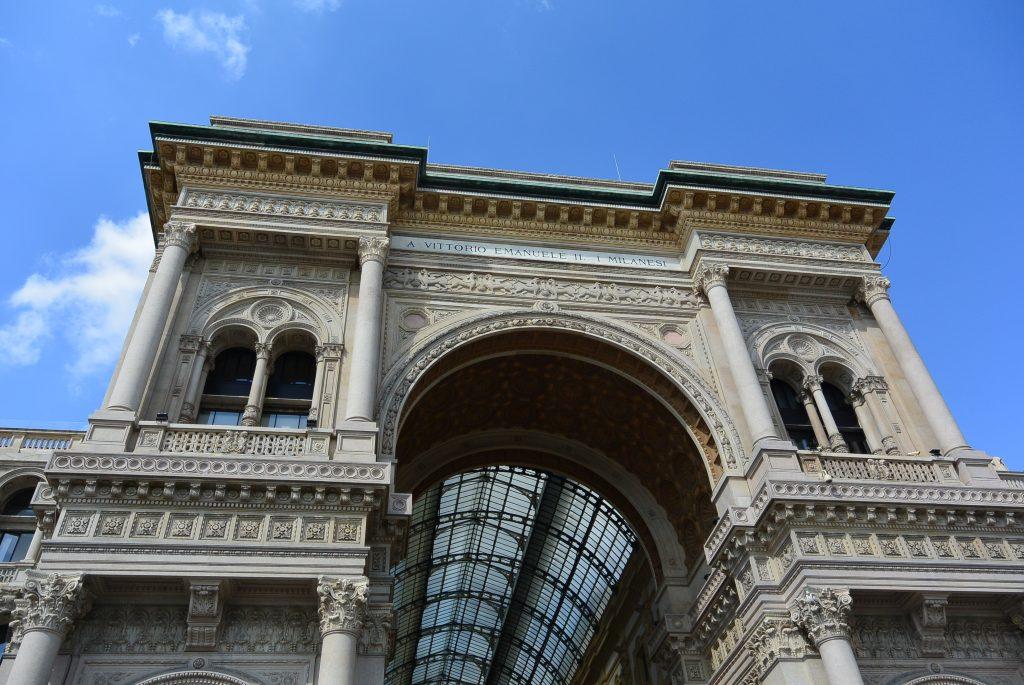 Ik ging wel spontaan naar Milaan!