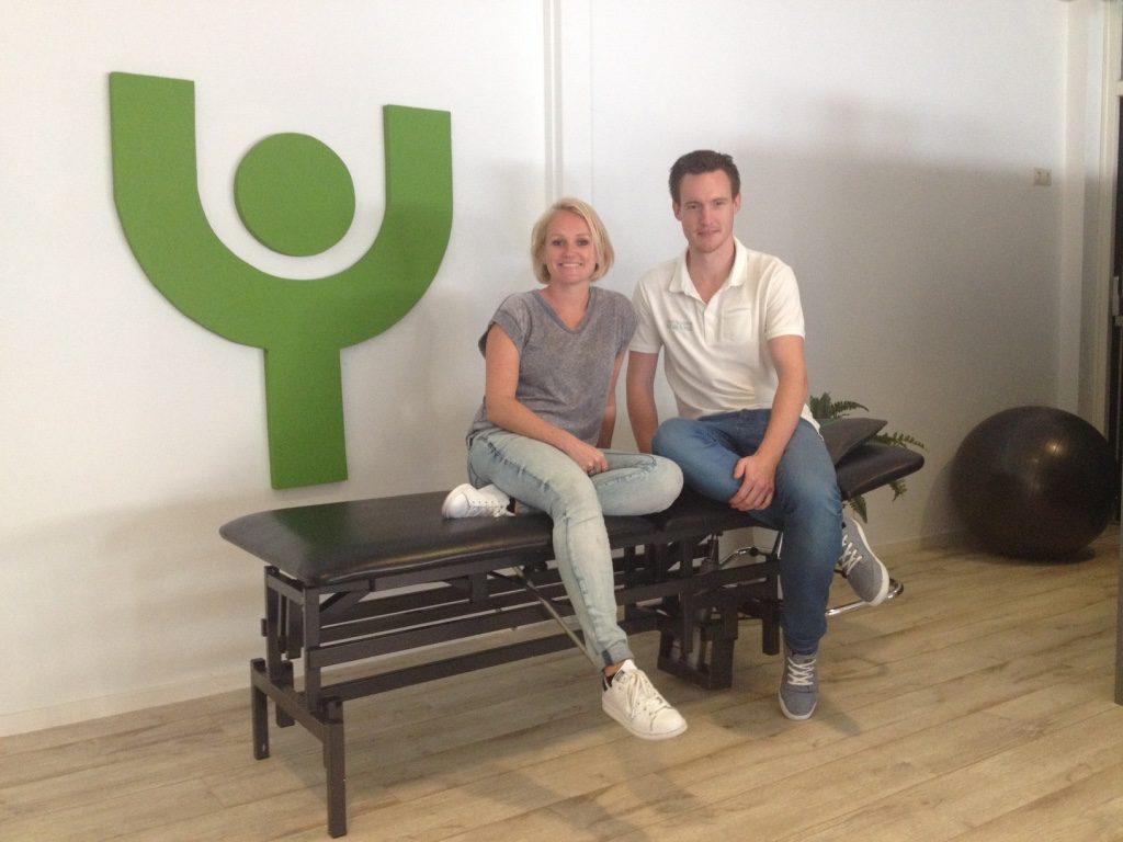 Stijn en Yvonne Fysio