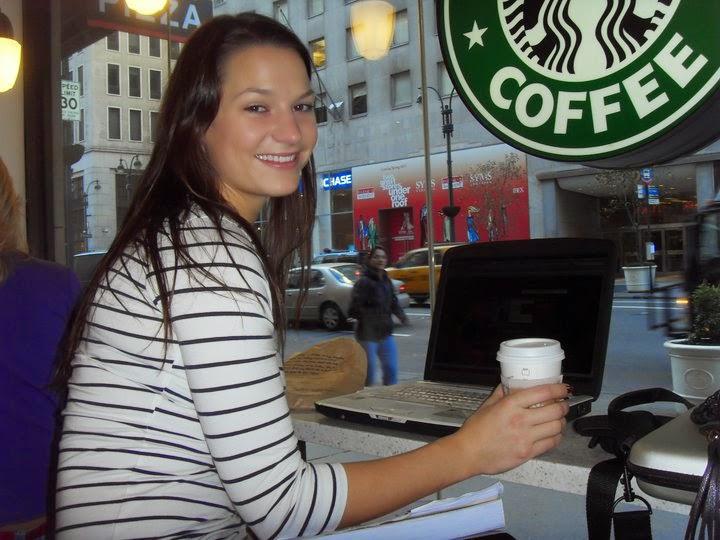Bloggen in New York (2010)
