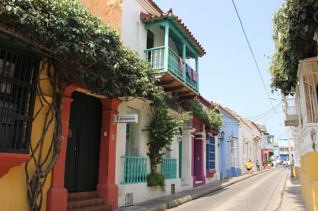 Cartagena via Pixabay