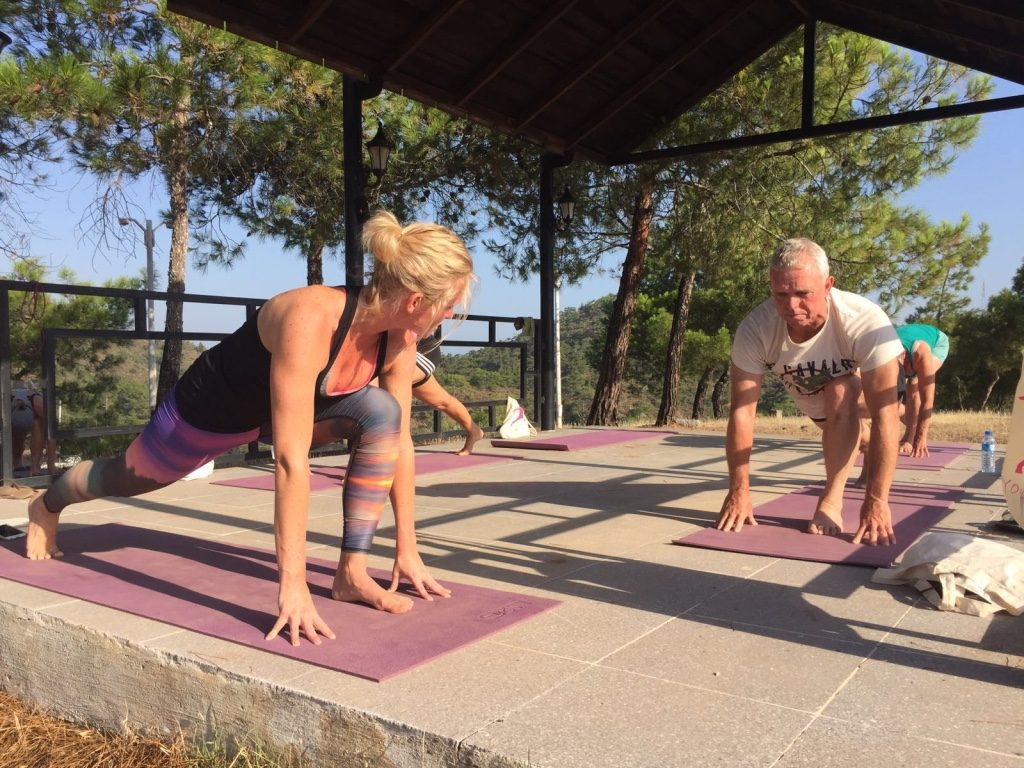 yogacruise lesgeven