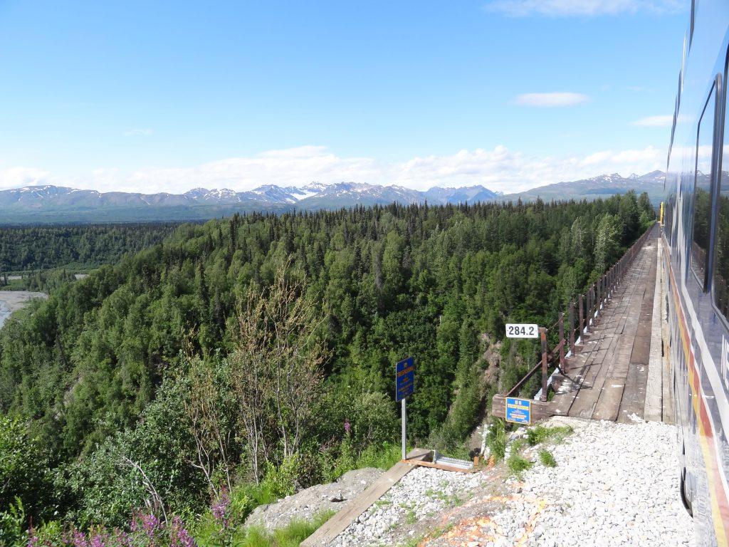 Zomers Alaska
