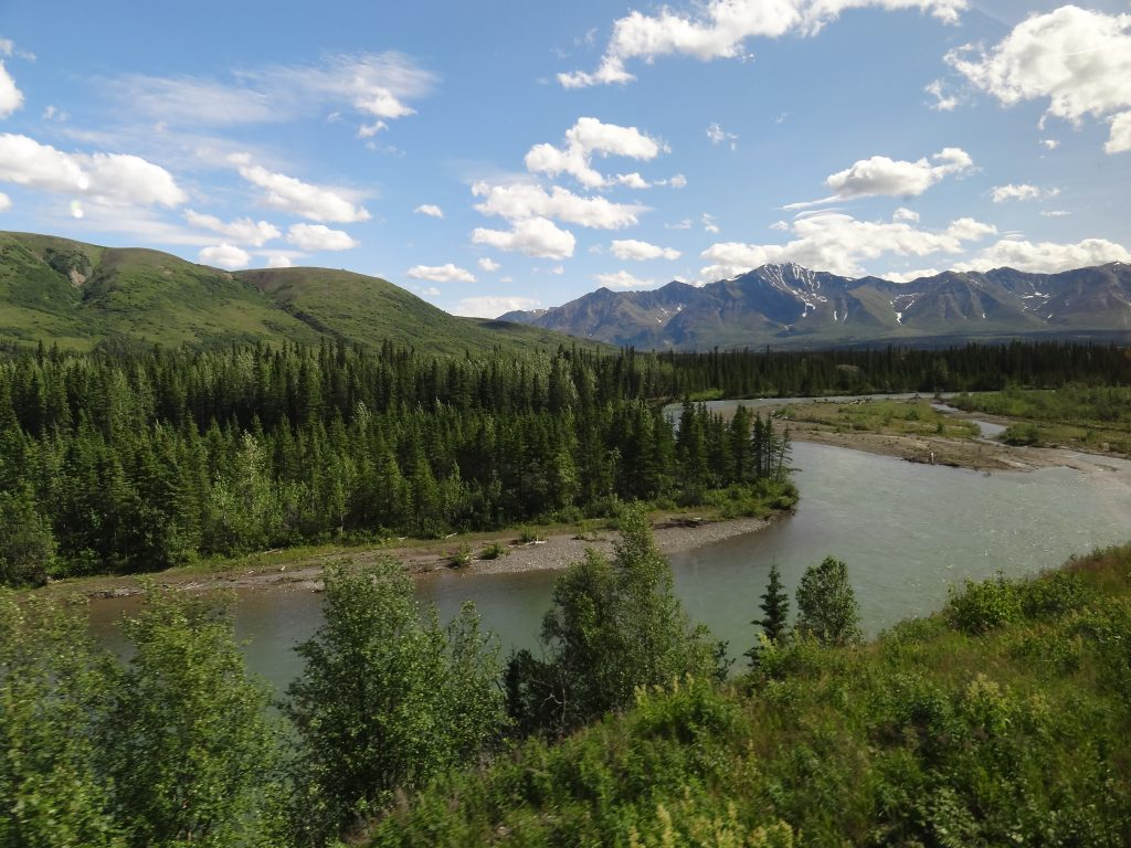 Nog eentje dan! Alaska
