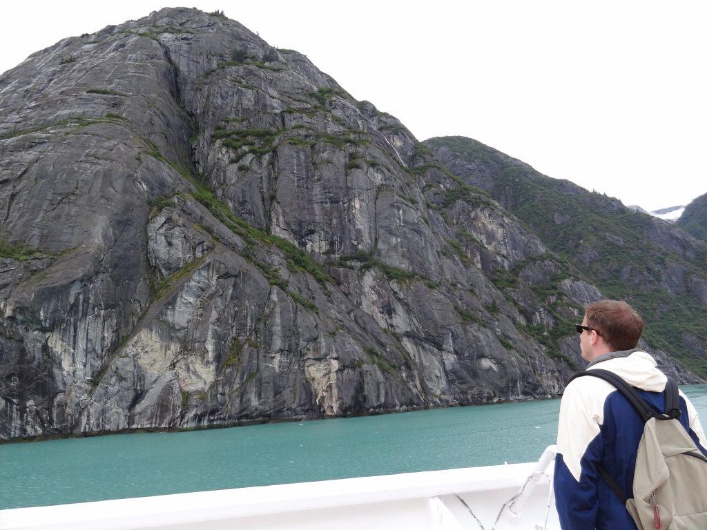 De fjorden van Alaska