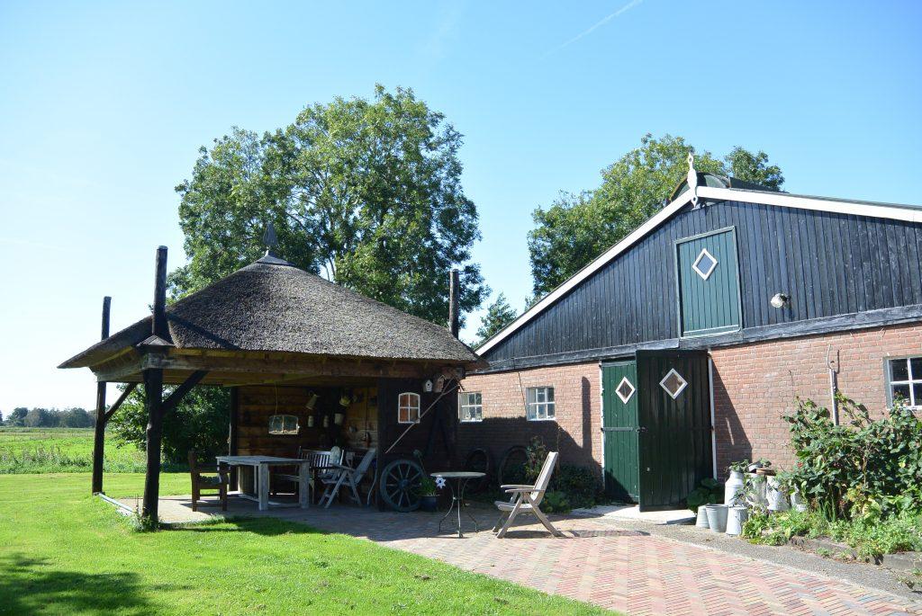 De tuin van Age en Nynke Veldboom