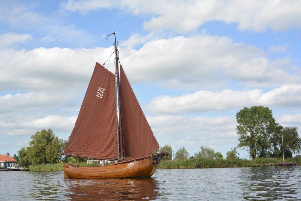 Boot Alde Feanen