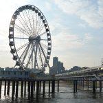 Ziplinen van de Pier in Scheveningen: de ultieme loslaat-oefening