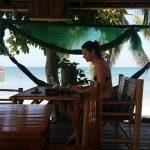 Hoe bereid een digital nomad zich voor op vakantie?