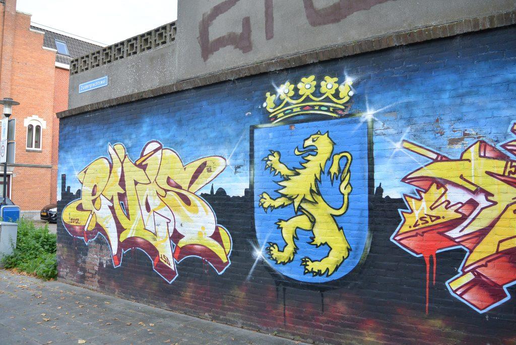 streetart Leeuwarden