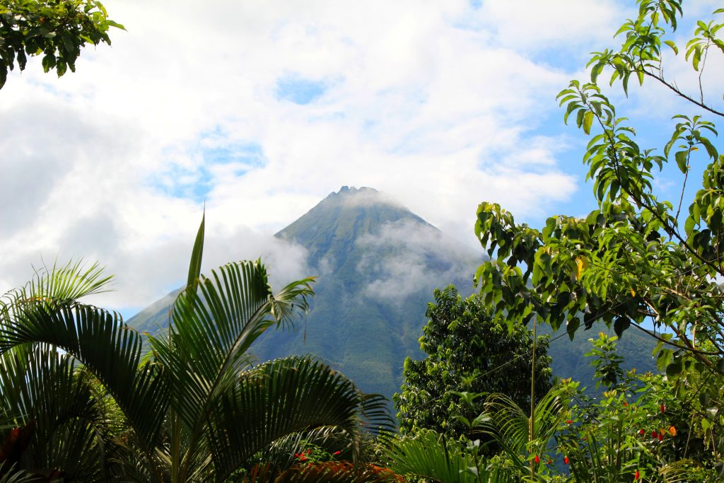 El Arenal en La Fortuna - Costa Rica