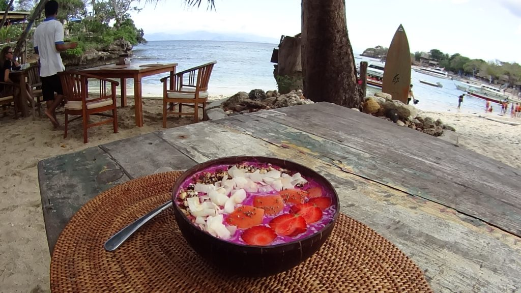 Bali Bowl bij Mola Mola Café