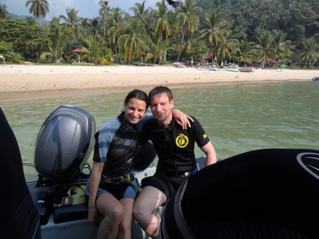 Maleisië duiken