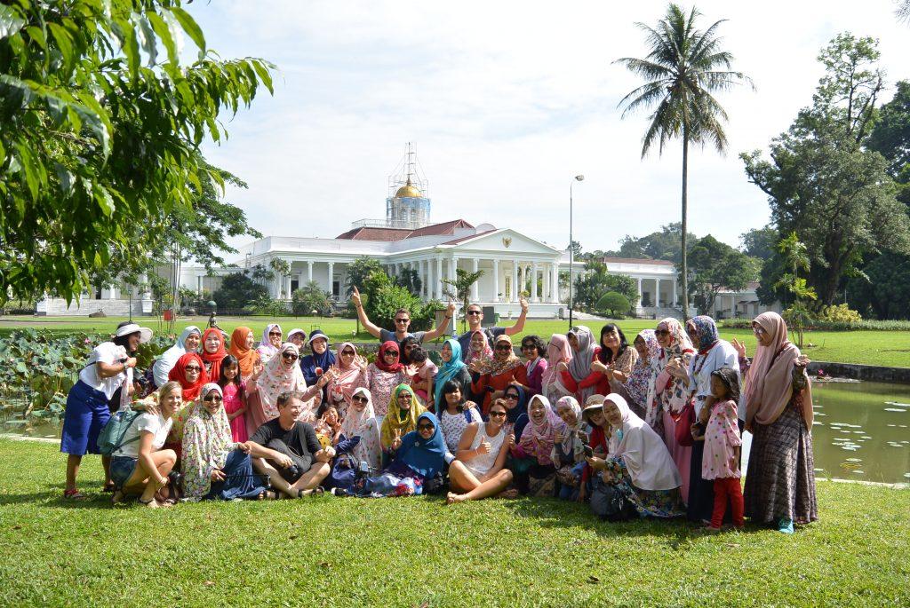 Botanische tuin, Bogor