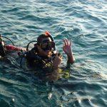 Na hoeveel duiken ben je een ervaren duiker?