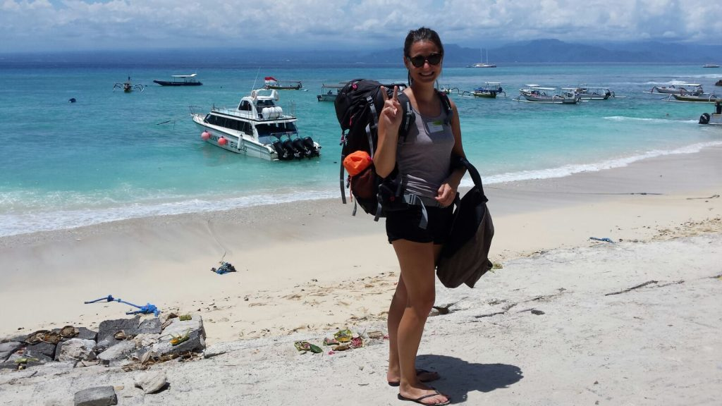 SuusjeQ op Nusa Lembongan