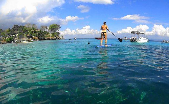 SUP'pen Nusa Lembongan