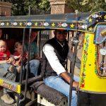 Interview: Yvonne ging met kleine kinderen naar India