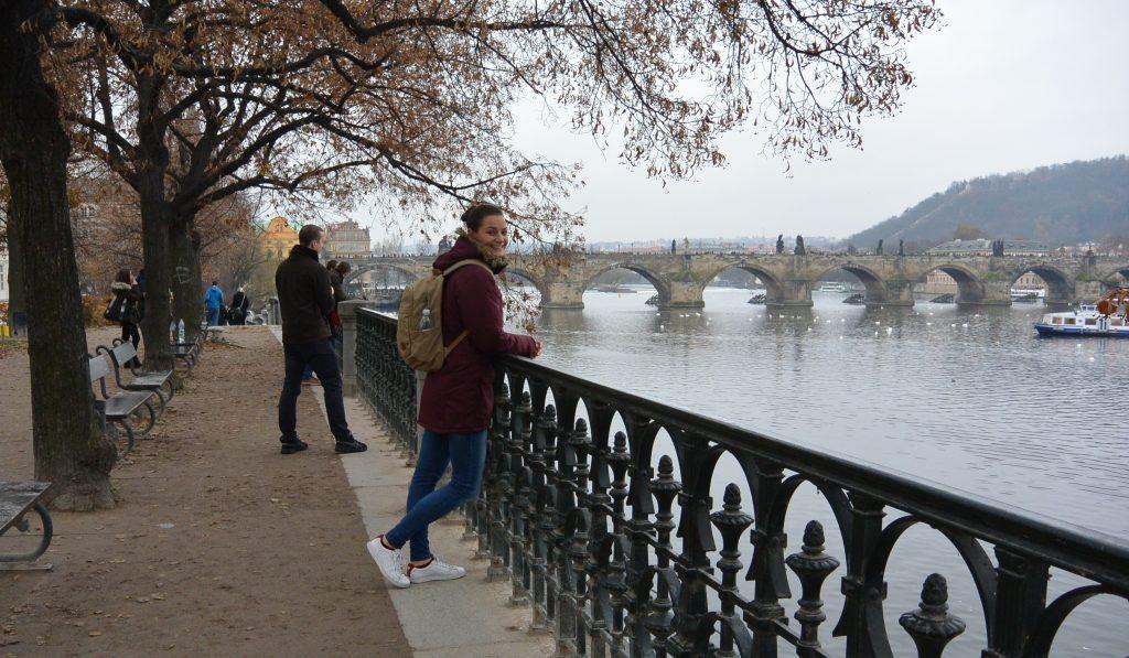SuusjeQ bezoekt Praag!