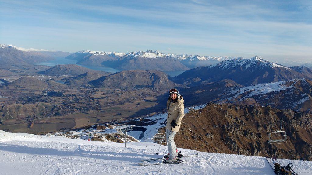 Skiën in Nieuw-Zeeland