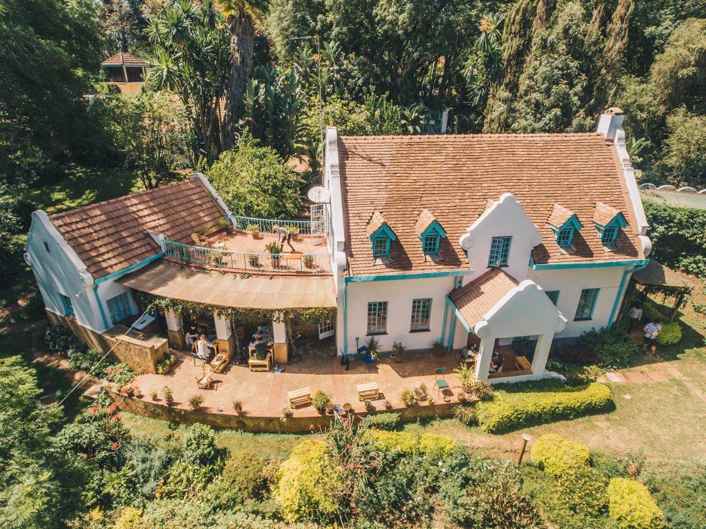 Charlies Travels villa