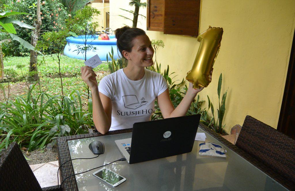 Digitale nomade in Costa Rica