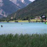 30 before 30: Kitesurfen op de Achensee, Tirol [+video]