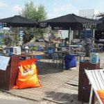 Uiteten bij stadstrand Leidsche Rijn in Utrecht: ontdek restaurant De Baai (met korting!)